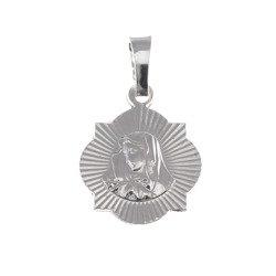 M52 Medalik srebrny - Matka Boska Bolesna