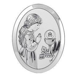 Obrazek Srebrny Pamiątka I Komunii 31030