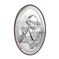 Obrazek Srebrny Pamiątka I Komunii 6317/1