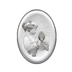 Obrazek Srebrny Pamiątka I Komunii 6413A
