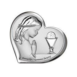 Obrazek Srebrny Pamiątka I Komunii 6528A