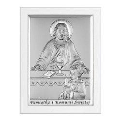 Obrazek Srebrny Pamiątka I Komunii 6595SWO