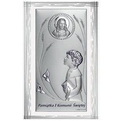 Obrazek Srebrny Pamiątka I Komunii 6684SF