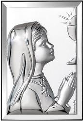 Obrazek Srebrny Pamiątka I Komunii Świątej 31302