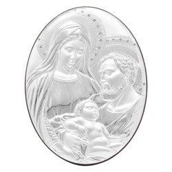 Obrazek Srebrny Święta Rodzina 309218