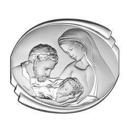 Obrazek Srebrny Święta Rodzina 6498