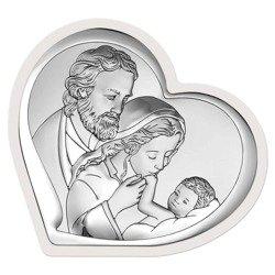 Obrazek Srebrny Święta Rodzina 6514W