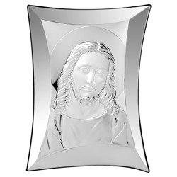 Obrazek srebrny Jezus 30874A