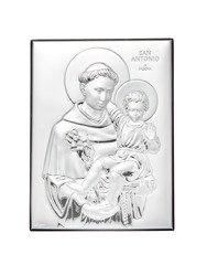 Obrazek srebrny Święty Antoni z Padwy 307804
