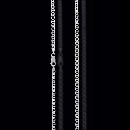 Łańcuszek srebrny pr. 925 gucci 3,2 mm 0,8 mm TD0806L