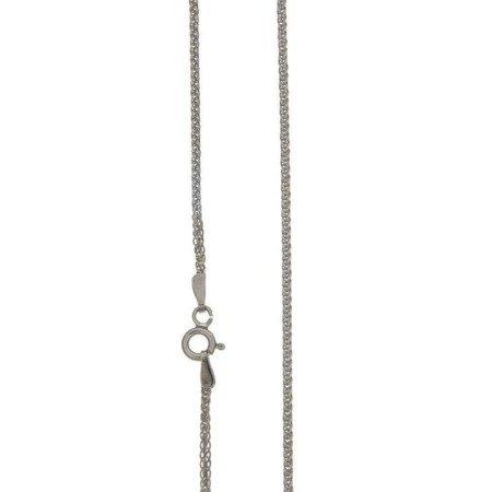 Łańcuszek srebrny pr. 925, rodowany lisi ogon (spiga)  SPIGA0354LROD
