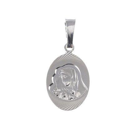 M51 Medalik srebrny - Matka Boska Bolesna