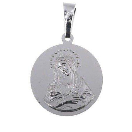 M91 Medalik srebrny - Święty Józef