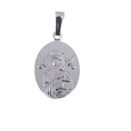 M98 Medalik srebrny - Matka Boska Nieustającej Pomocy