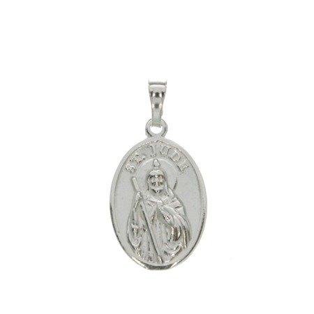 Medalik srebrny - Juda Tadeusz MM018