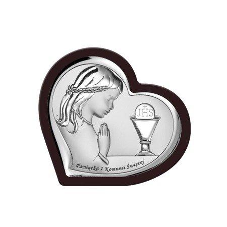 Obrazek Srebrny Pamiątka I Komunii 6528WMA