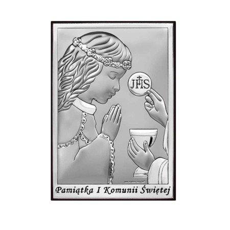 Obrazek Srebrny Pamiątka I Komunii 6570A