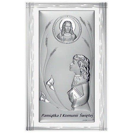 Obrazek Srebrny Pamiątka I Komunii 6683SF
