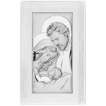 Obrazek Srebrny Święta Rodzina DS12F