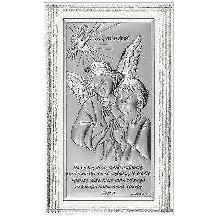 Obrazek srebrny Aniołki 6673SF