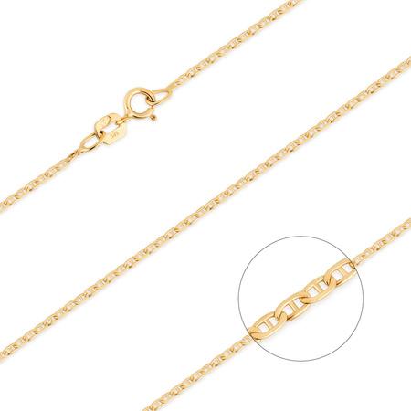 Złoty Łańcuszek pr. 585 Pancerka 060 ZL007