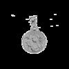 Medalik srebrny - Santa Rita M118