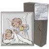 Obrazek srebrny Aniołek Twój Anioł Stróż DS14C